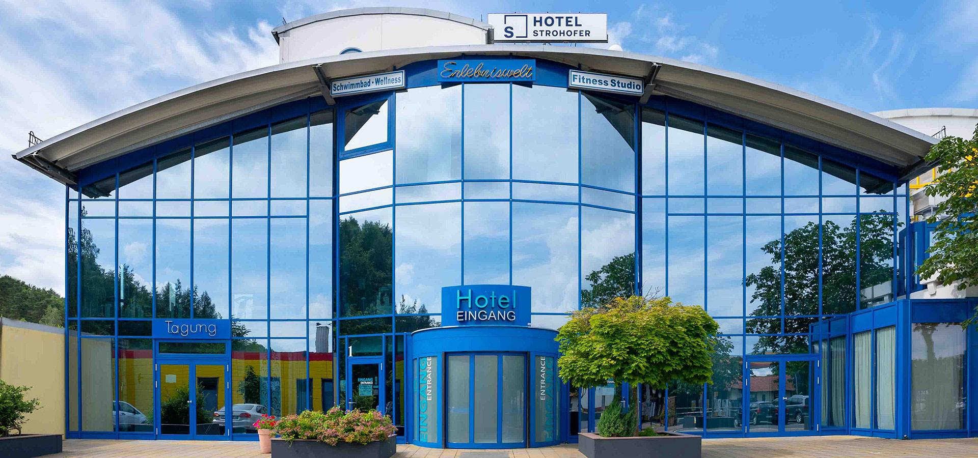 Hotel Strohofer - Geiselwind