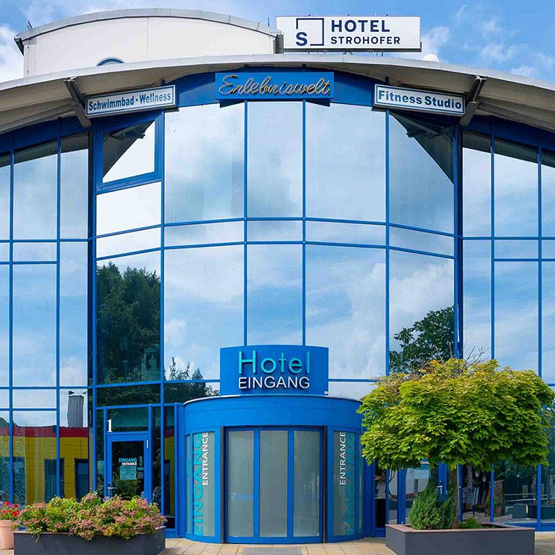 Hotel Strohofer Geiselwind