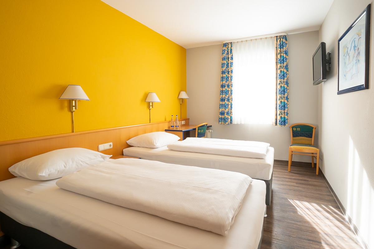Hotel Strohofer - komfortable Zimmer
