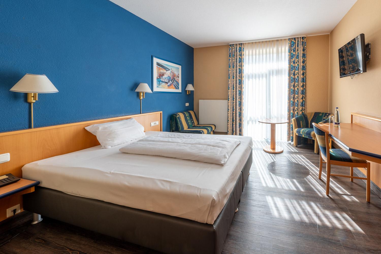 Einzelzimmer Komfort im Hotel Strohofer